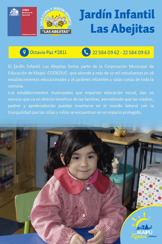 Jard n las abejitas for Andalue jardin infantil
