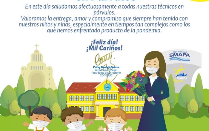 thumbnail_Formato 1080x1080 Saludo Tecnico en Parvulos.